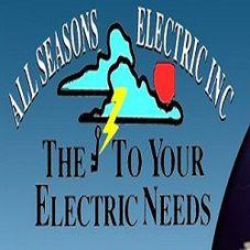 All Seasons Electric logo
