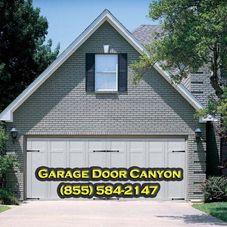 Canyon Garage Doors & Repair logo